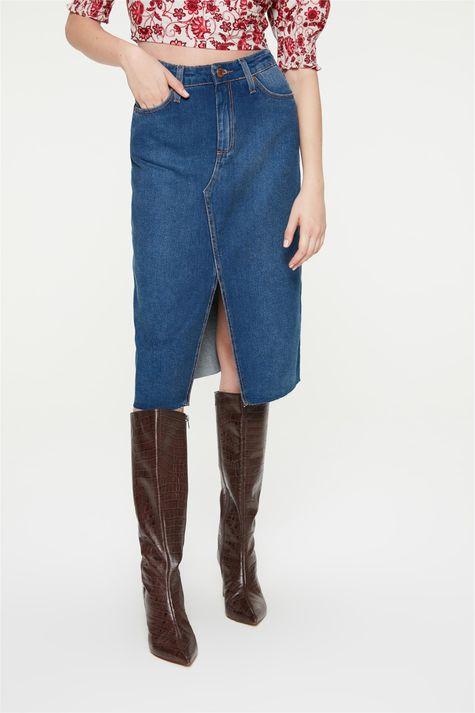 Saia-Midi-Jeans-Azul-Medio-com-Fenda-Detalhe--