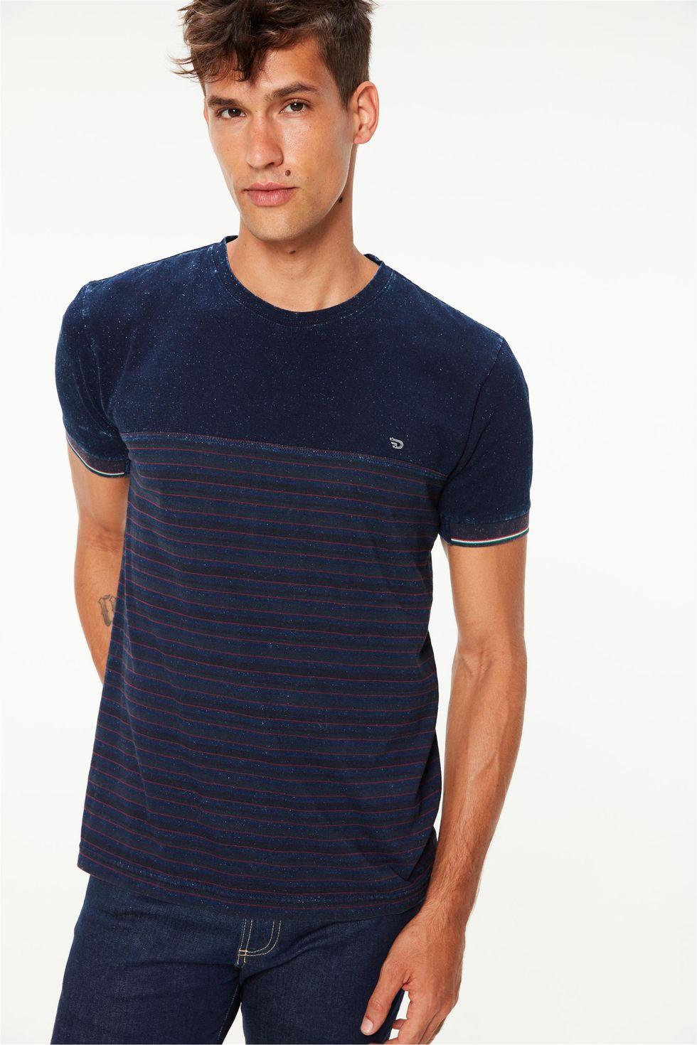 Camiseta-Malha-Denim-College-Masculina-Frente--