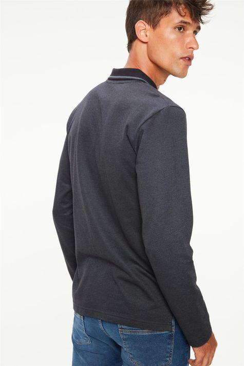 Camisa-Polo-de-Manga-Longa-Masculina-Costas--