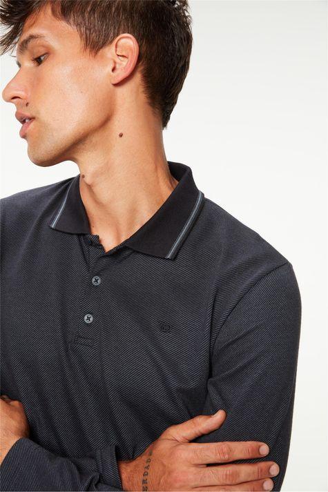Camisa-Polo-de-Manga-Longa-Masculina-Detalhe--