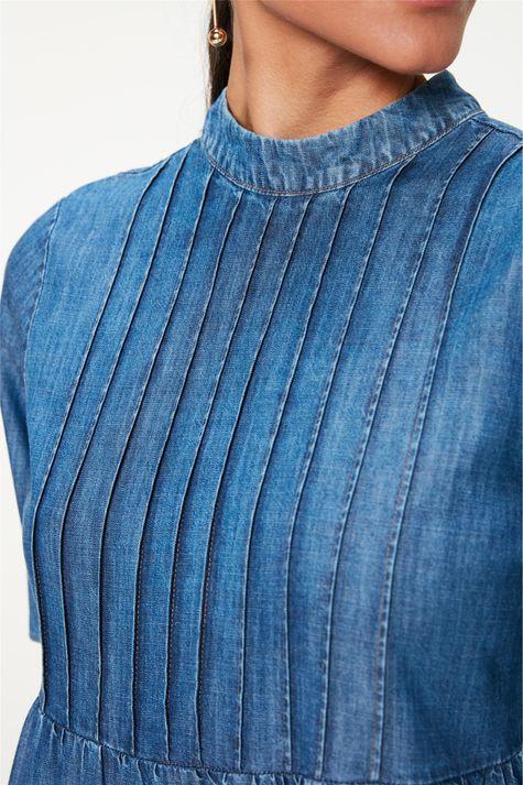 Vestido-Jeans-de-Camadas-com-Nervuras-Detalhe-1--