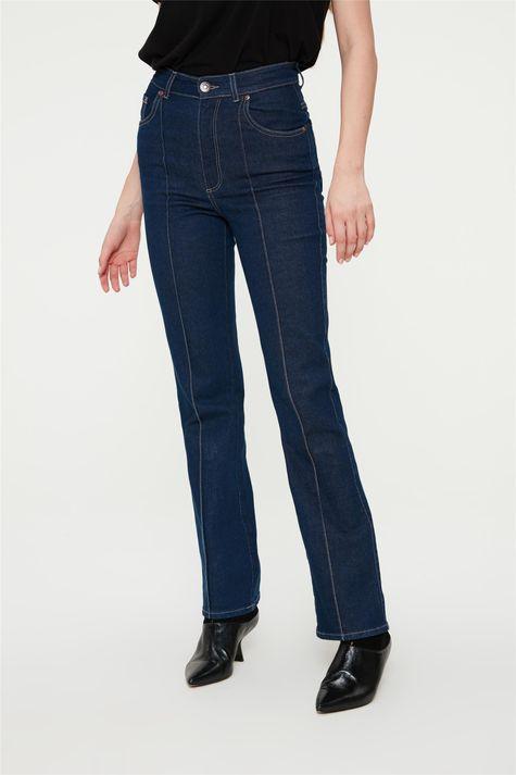 Calca-Jeans-Azul-Escuro-Reta-Ecodamyller-Detalhe--