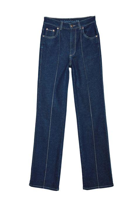 Calca-Jeans-Azul-Escuro-Reta-Ecodamyller-Detalhe-Still--
