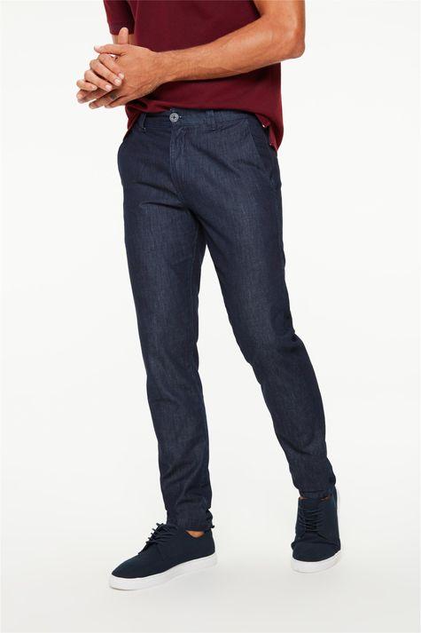 Calca-Jeans-Chino-com-Detalhe-na-Barra-Detalhe--