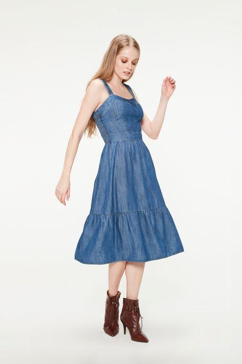 Vestido-Midi-Jeans-Azul-Medio-Frente--