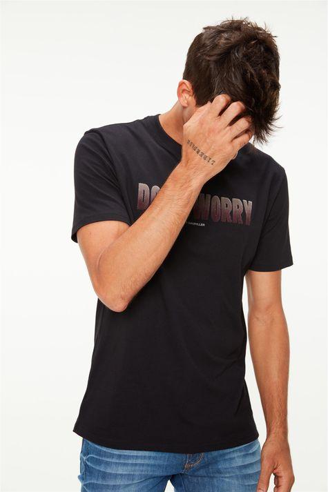 Camiseta-com-Estampa-Dont-Worry-Detalhe-1--