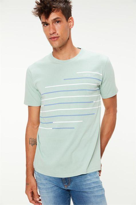 Camiseta-com-Estampa-Paisley-Masculina-Frente--