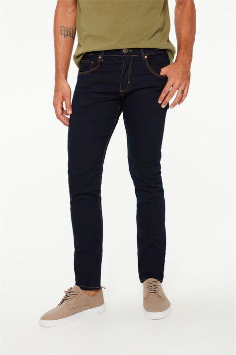 Calca-Skinny-Jeans-Masculina-Basica-Detalhe--