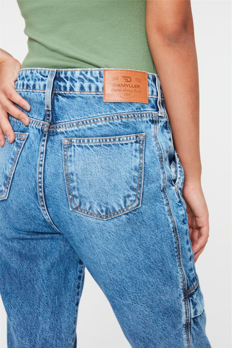 Calca-Jeans-Cargo-Cropped-Cintura-Alta-Detalhe-2--