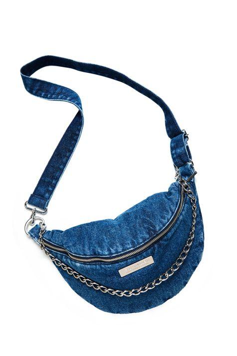 Bolsa-Jeans-Pochete-com-Corrente-Detalhe-Still--