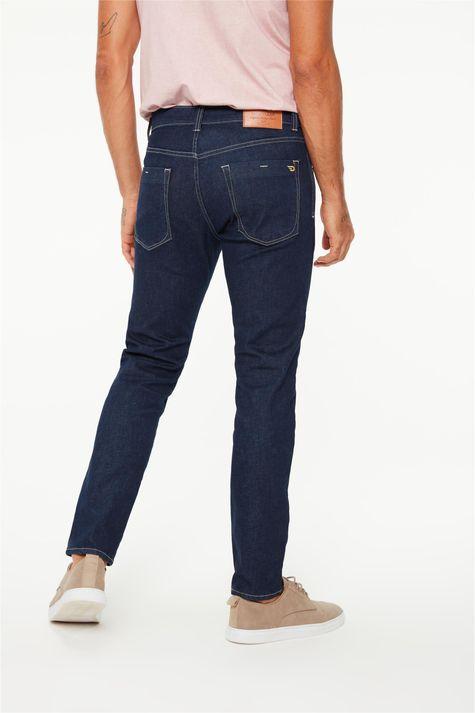 Calça-Jeans-Azul-Escuro-Super-Skinny-Costas--