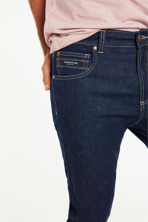 Calça-Jeans-Azul-Escuro-Super-Skinny-Detalhe-1--