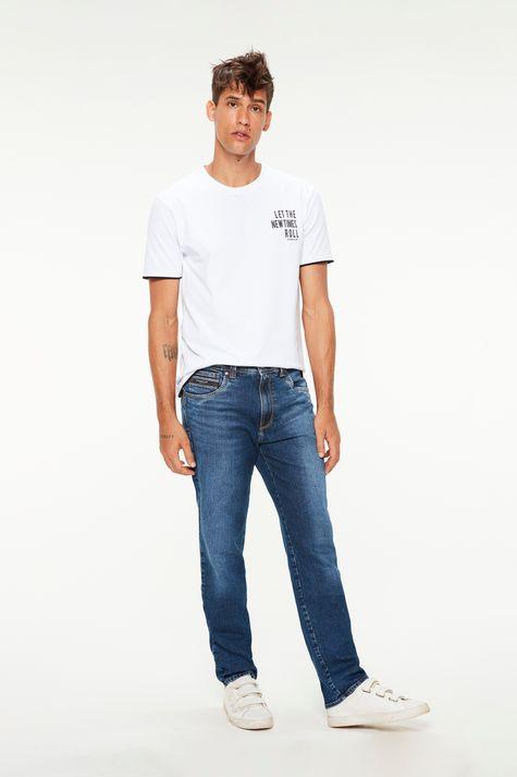Calça-Jeans-Azul-Escuro-Slim-Masculina-Frente--