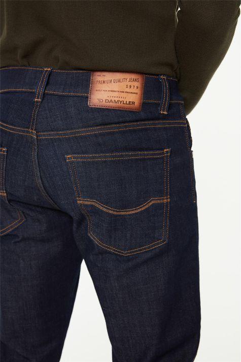 Calca-Jeans-Azul-Escuro-Skinny-Masculina-Detalhe-3--