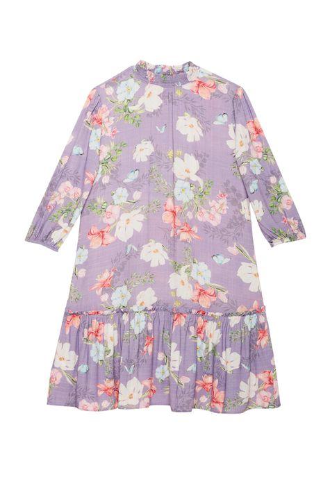 Vestido-Medio-Mangas-3-4-Estampa-Floral-Detalhe-Still--
