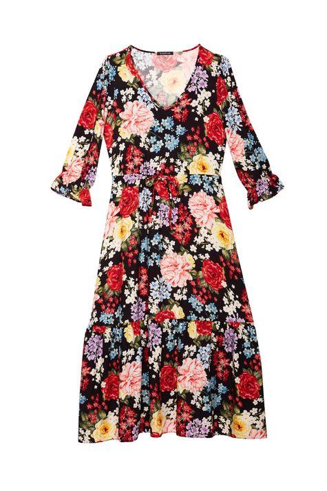 Vestido-Midi-com-Babado-e-Estampa-Floral-Detalhe-Still--