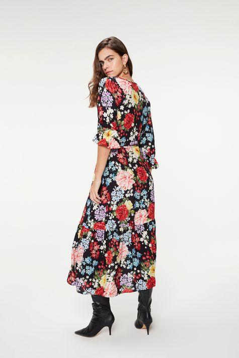 Vestido-Midi-com-Babado-e-Estampa-Floral-Costas--