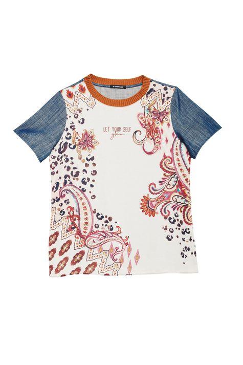 Blusa-Jeans-com-Estampa-Etnica-Feminina-Detalhe-Still--