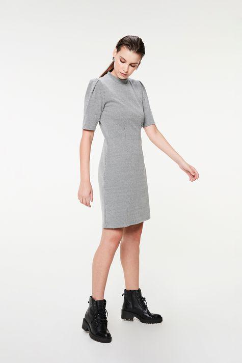 Vestido-Medio-com-Pences-Pied-de-Poule-Detalhe-1--