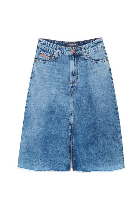 Saia-Midi-Jeans-com-Barra-Desfiada-Detalhe-Still--