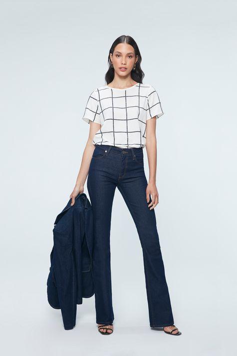 Calca-Jeans-Boot-Cut-de-Cintura-Alta-Detalhe-2--