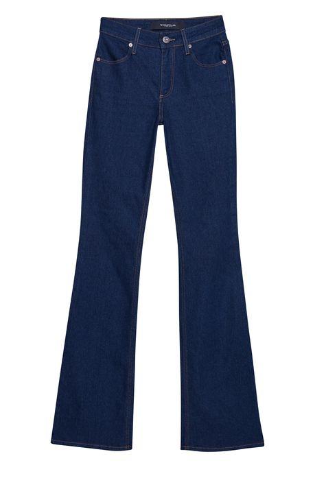 Calca-Jeans-Boot-Cut-de-Cintura-Alta-Detalhe-Still--