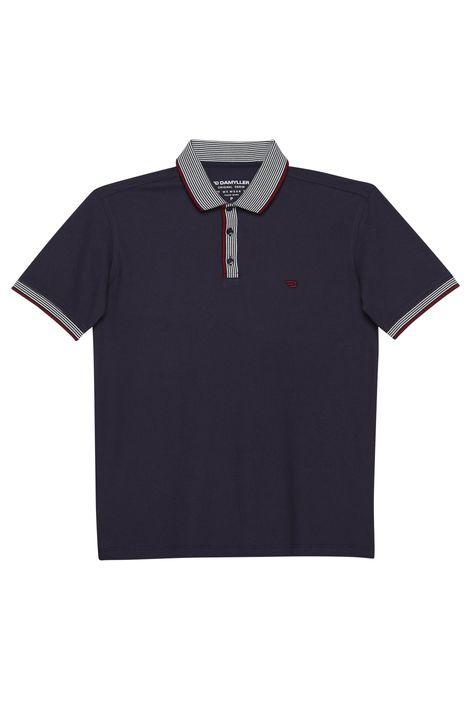 Camisa-Polo-Azul-Marinho-Masculina-Detalhe-Still--