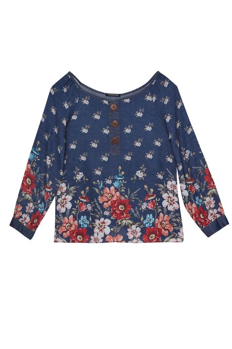 Blusa-Jeans-com-Estampa-Floral-Detalhe-Still--