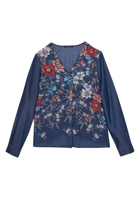 Blusa-com-Prega-no-Decote-Estampa-Floral-Detalhe-Still--