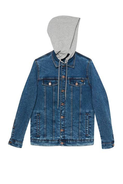 Jaqueta-Jeans-Trucker-de-Capuz-Masculina-Detalhe-Still--