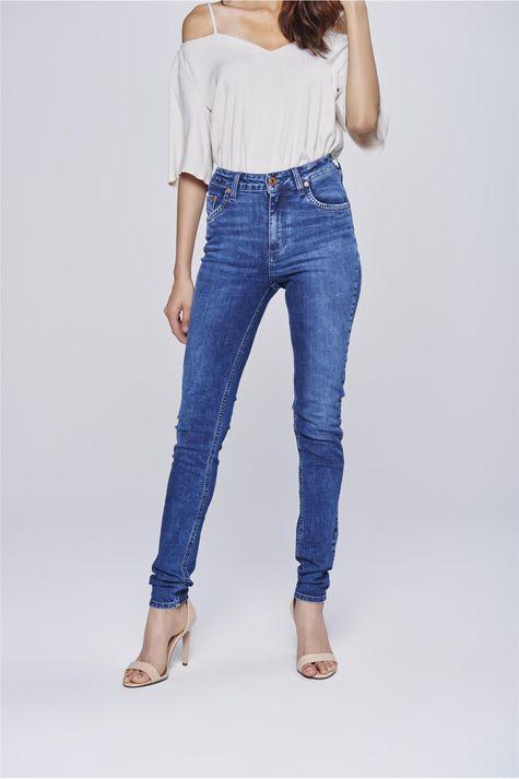 Calca-Jeans-Skinny-Cintura-Alta-Feminina-Frente-1--