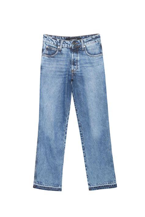 Calca-Jeans-de-Cintura-Alta-Reta-Cropped-Detalhe-Still--