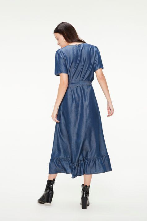 Vestido-Jeans-Midi-com-Babados-Franzidos-Costas--