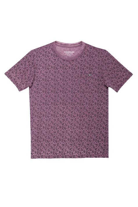 Camiseta-com-Estampa-Paisley-Masculina-Detalhe-Still--
