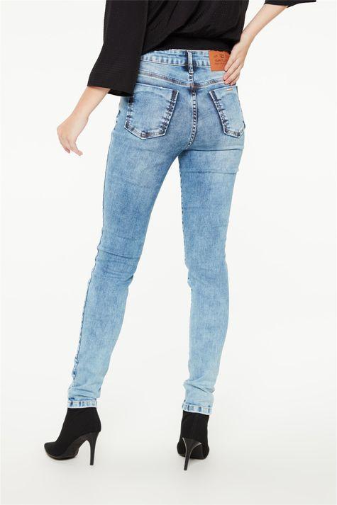 Calca-Jeans-Azul-Claro-Skinny-Feminina-Costas--