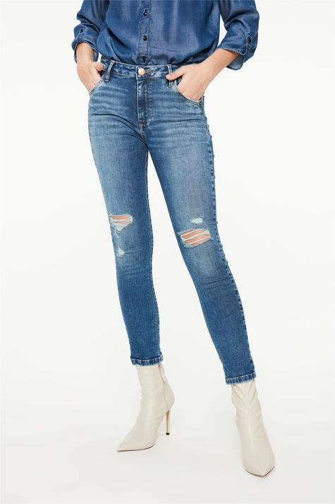 Calca-Jeans-Jegging-Destroyed-Feminina-Detalhe--