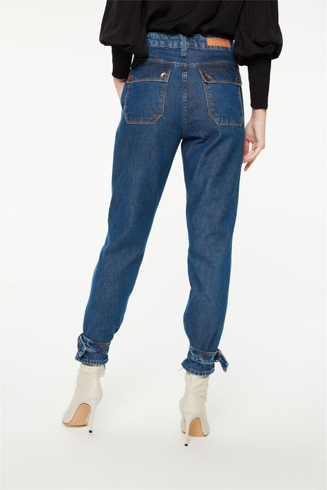Calca-Jeans-Slim-com-Detalhe-no-Punho-Detalhe--