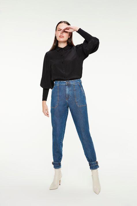 Calca-Jeans-Slim-com-Detalhe-no-Punho-Detalhe-3--