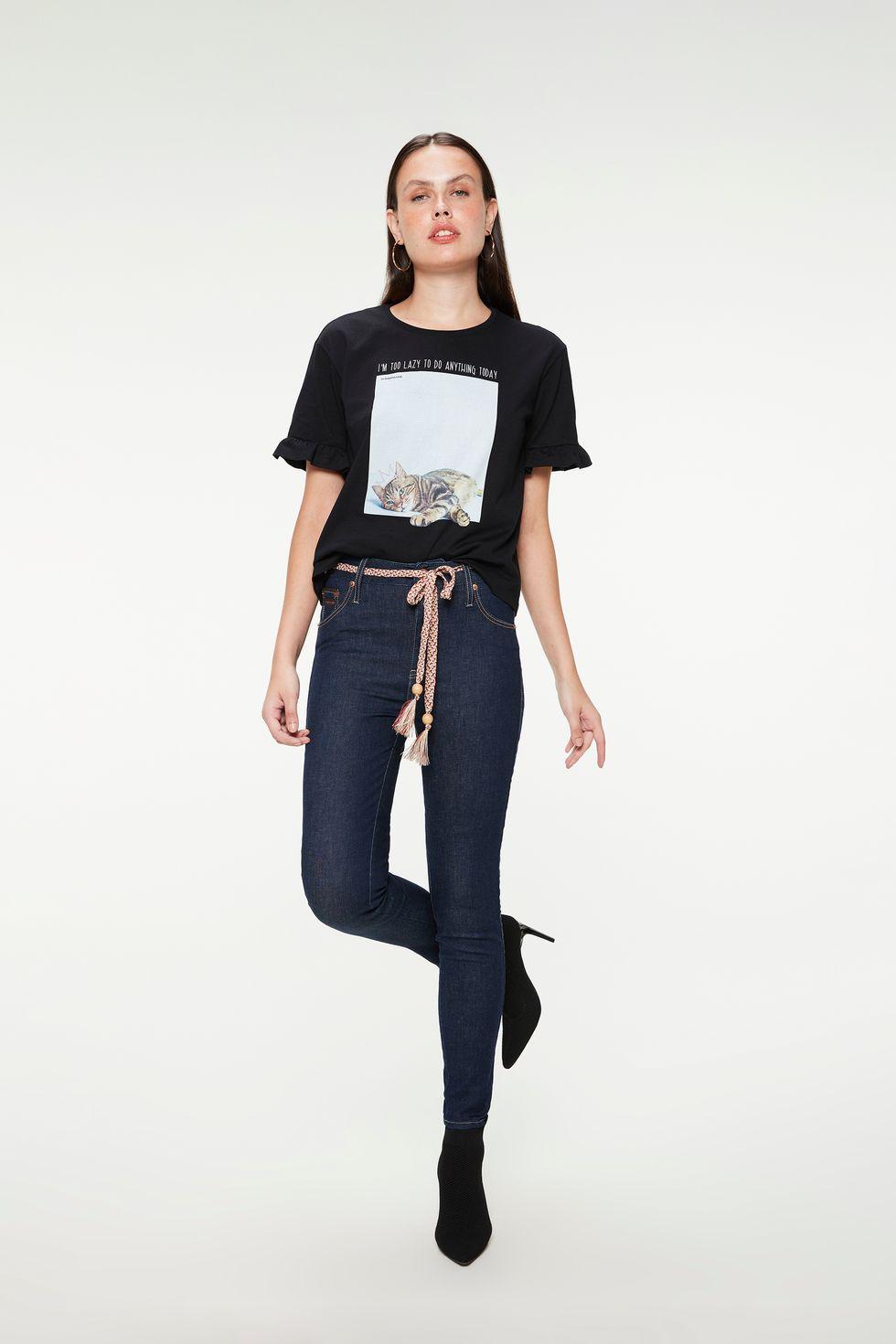 Calca-Jeans-Azul-Escuro-Jegging-Cordao-Frente--