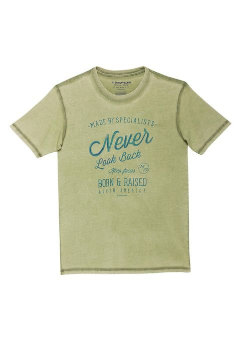 Camiseta-Tingida-Estampa-Never-Look-Back-Detalhe-Still--
