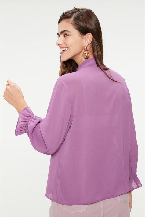 Camisa-Lisa-com-Transparencia-Gola-Laco-Costas--