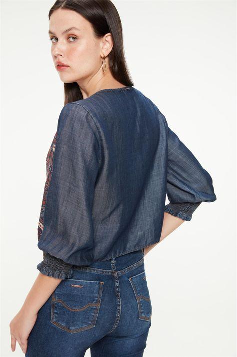 Blusa-Jeans-Mangas-3-4-Estampa-Paisley-Costas--