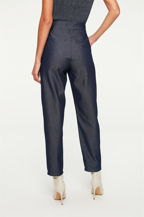 Calça-Jeans-Leve-Chino-Cropped-Costas--