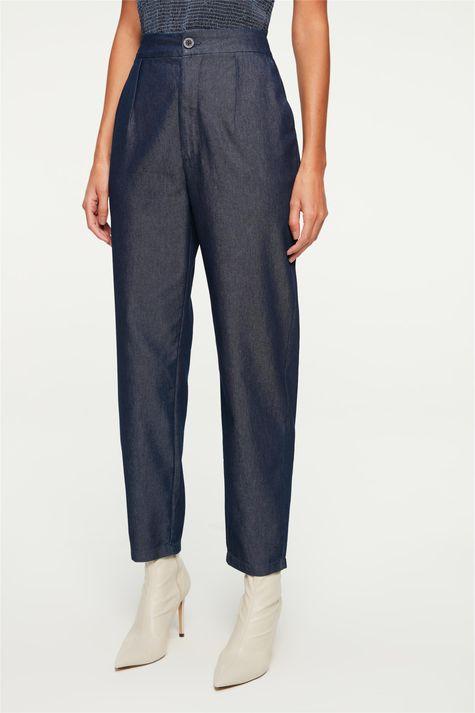 Calça-Jeans-Leve-Chino-Cropped-Detalhe--