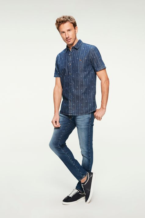 Camisa-Jeans-com-Estampa-a-Laser-Detalhe-2--
