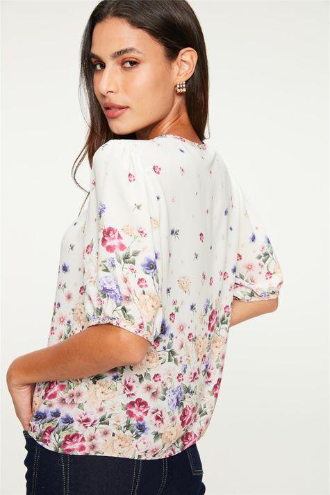 Blusa-com-Franzido-e-Estampa-Floral-Mini-Costas--