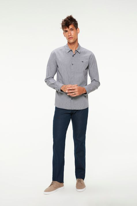 Camisa-Manga-Longa-com-Estampa-Xadrez-Detalhe-2--
