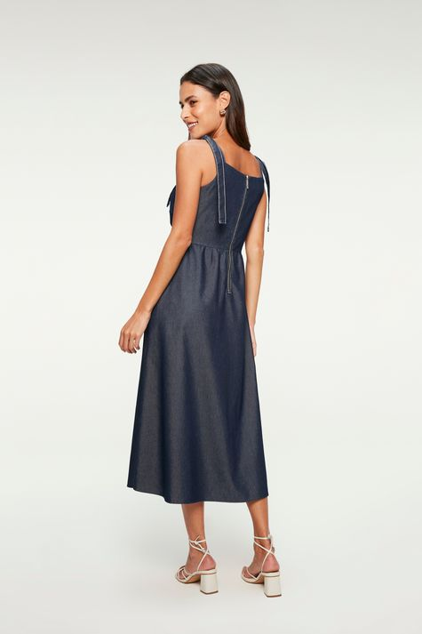 Vestido-Jeans-Midi-com-Transpasse-Costas--