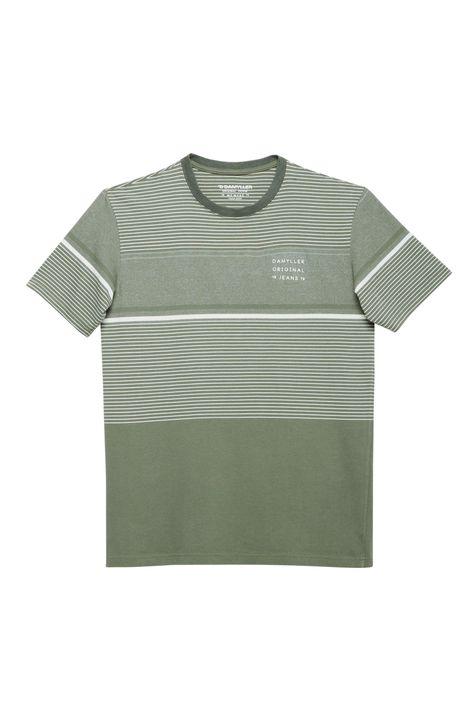 Camiseta-Listrada-com-Estampa-Masculina-Detalhe-Still--