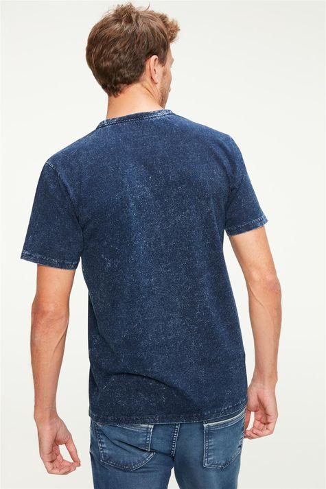 Camiseta-de-Malha-Denim-com-Cordao-Costas--